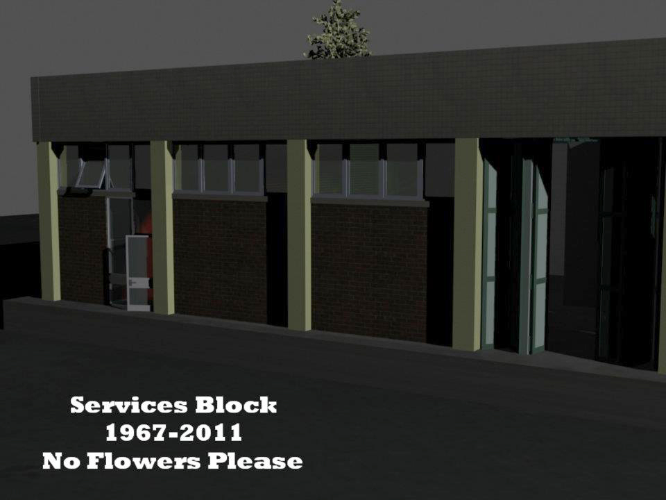 Services Block 1967-2011