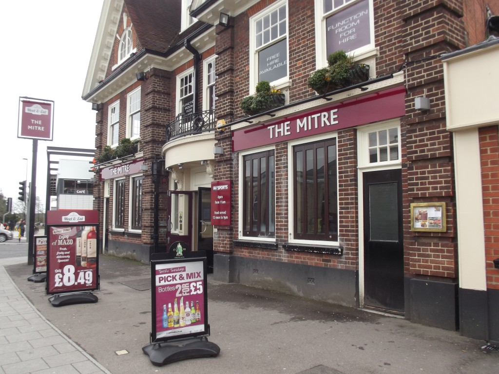 The Mitre