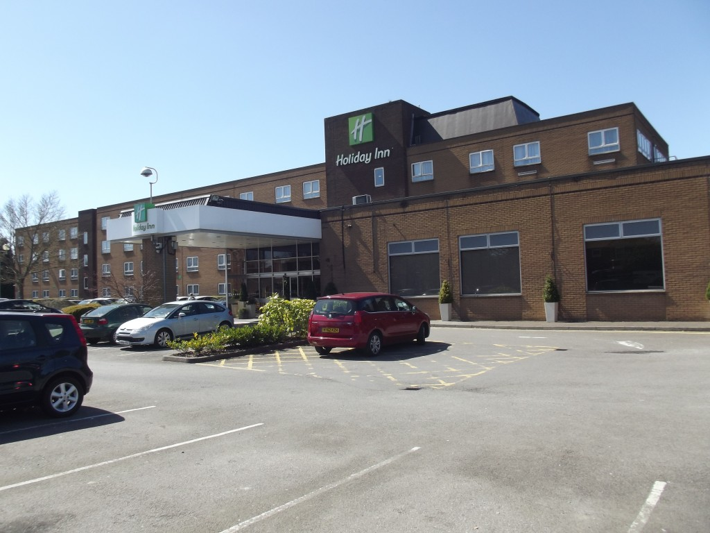 The Holiday Inn, Eastleigh