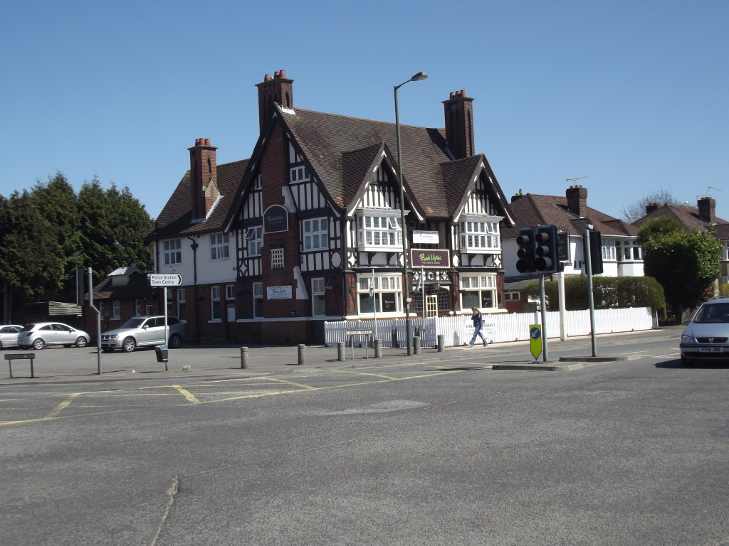 The Leigh Hotel, Eastleigh