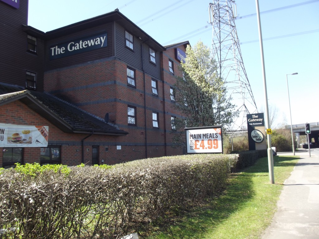 The Gateway, Eastleigh