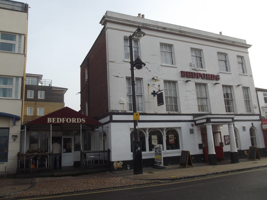 The Bedford Arms, Bedford Place
