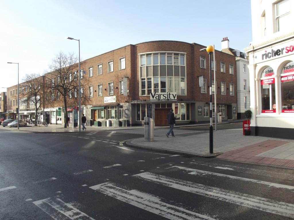 Varsity, London Road