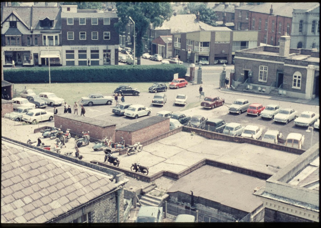 Chambers in 1967...it hasn't changed much!