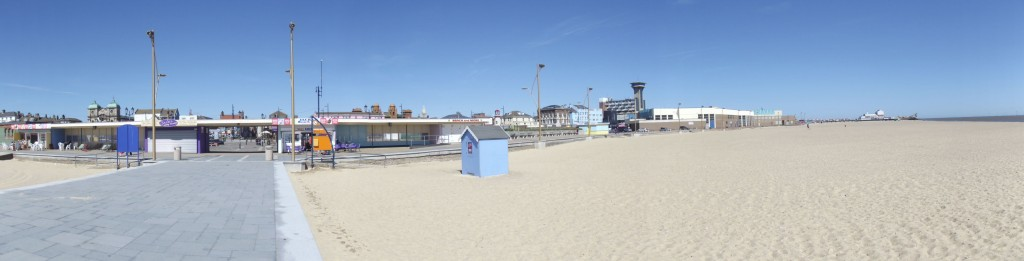 Great Yarmouth and the Britannia Pier