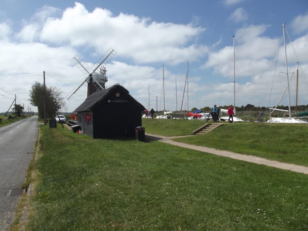 Horsey wind pump