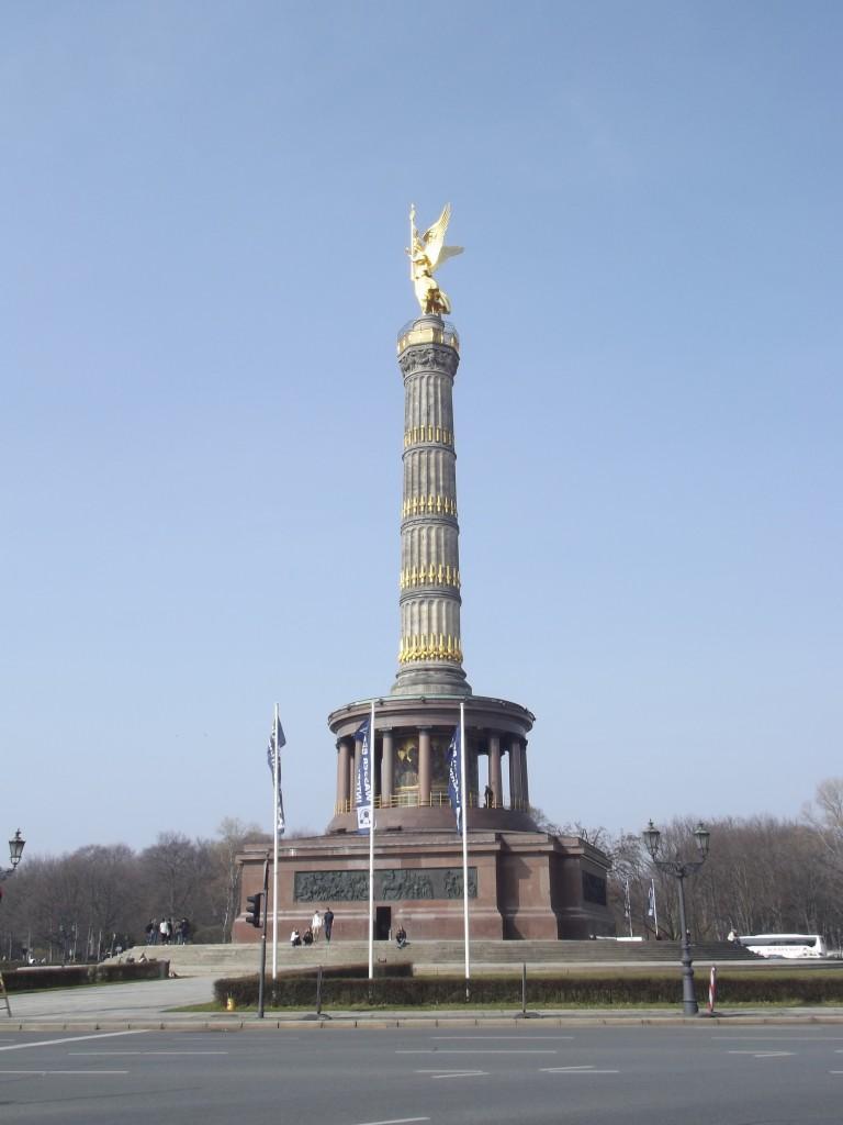 Siegessäule (Victory Column), Tiergarten
