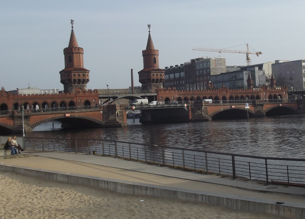 Oberbaumbrücke, one of Berlin's most famous bridges