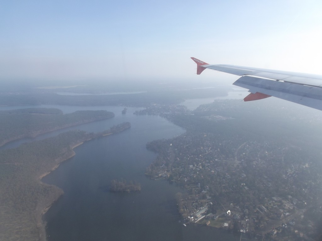 Approaching Berlin