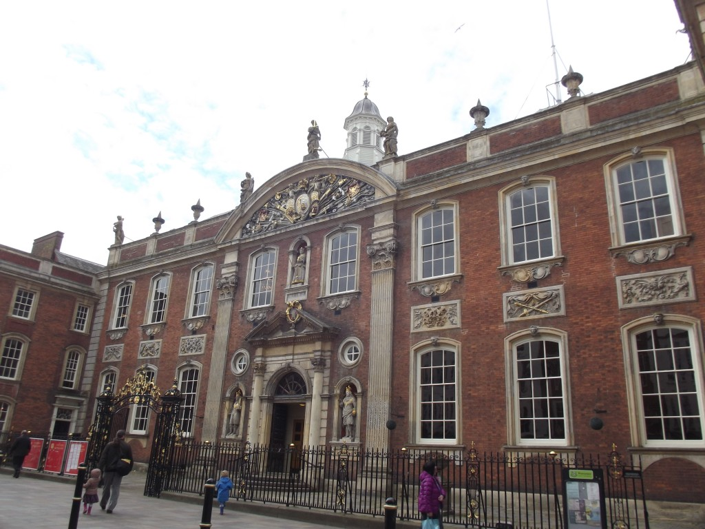 Worcester Guildhall