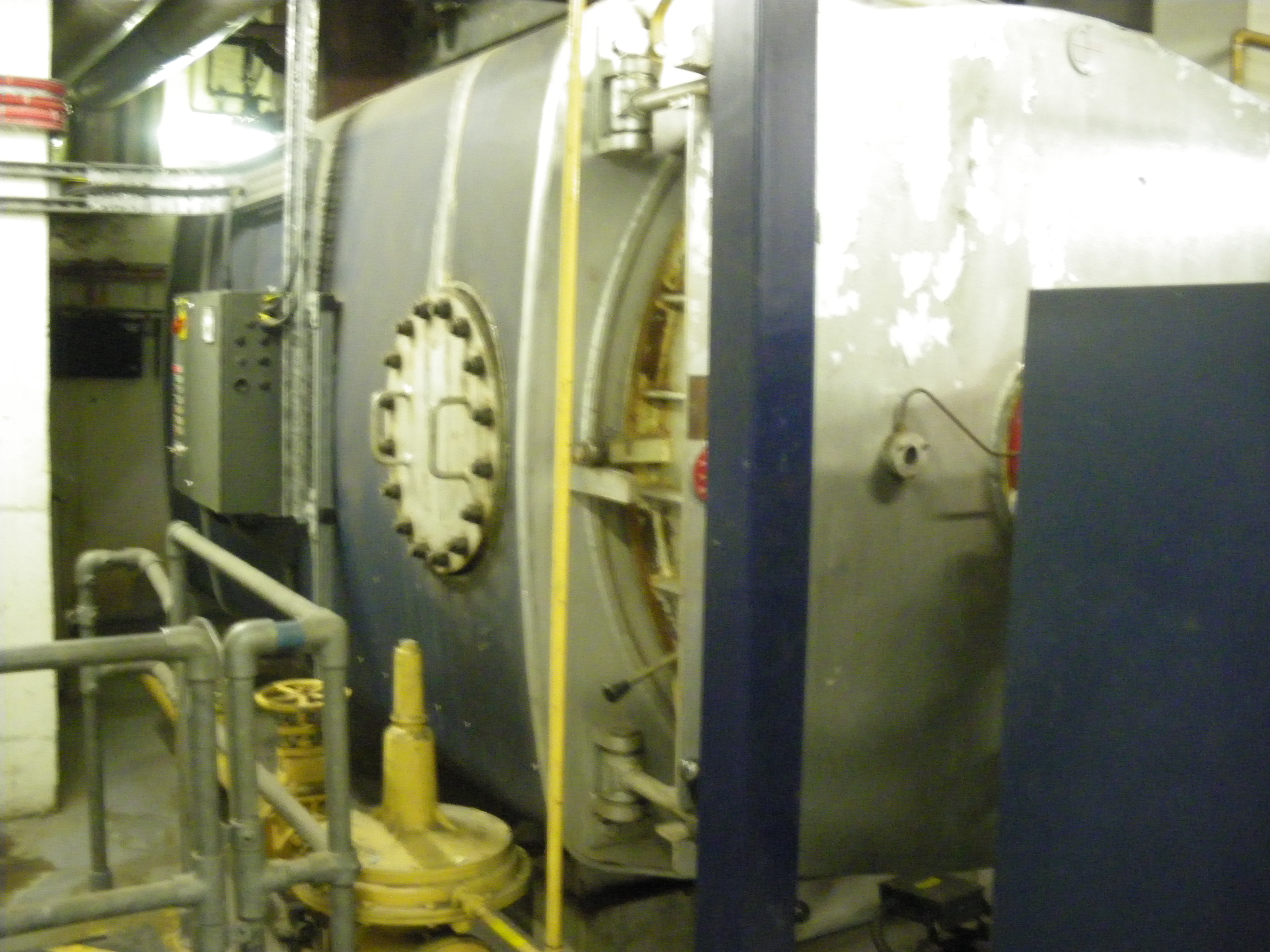 Boiler no. 1