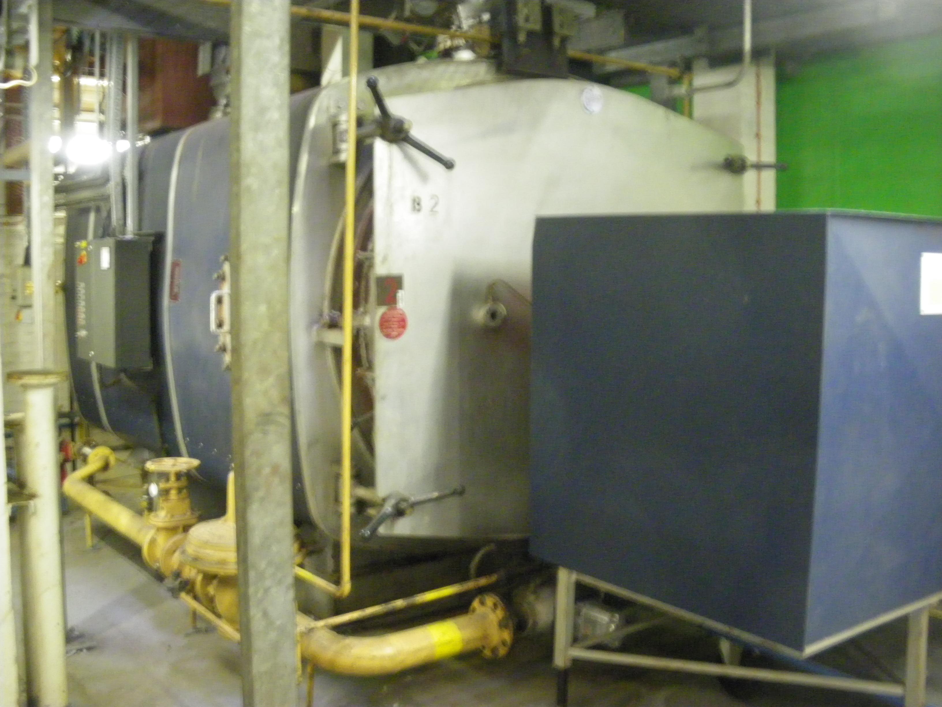 Boiler no. 2