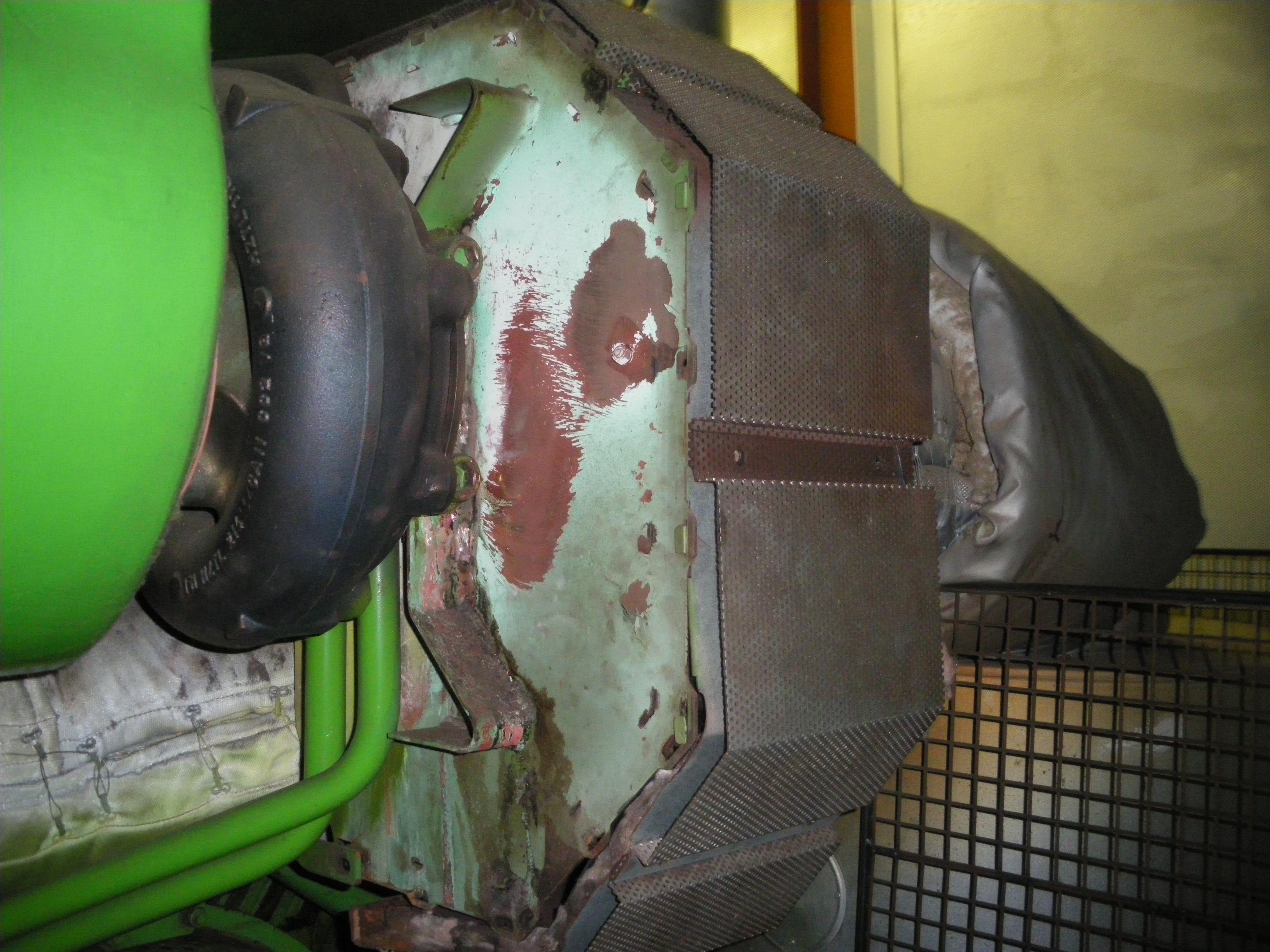 CHP turbocharger