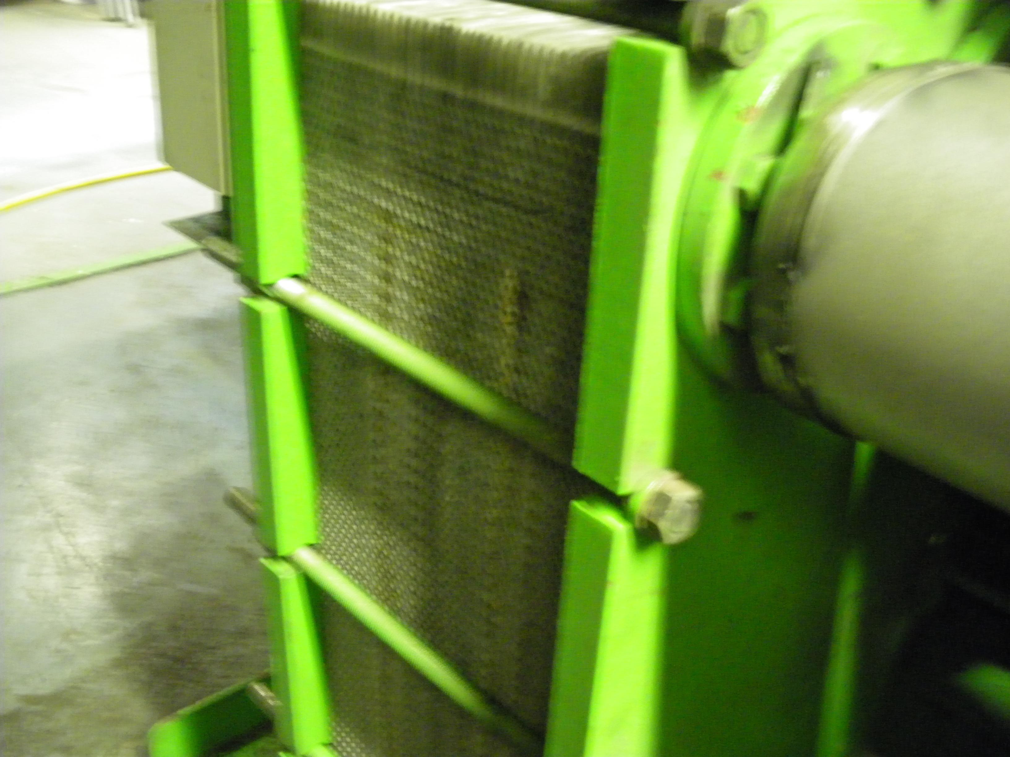 CHP heat exchanger