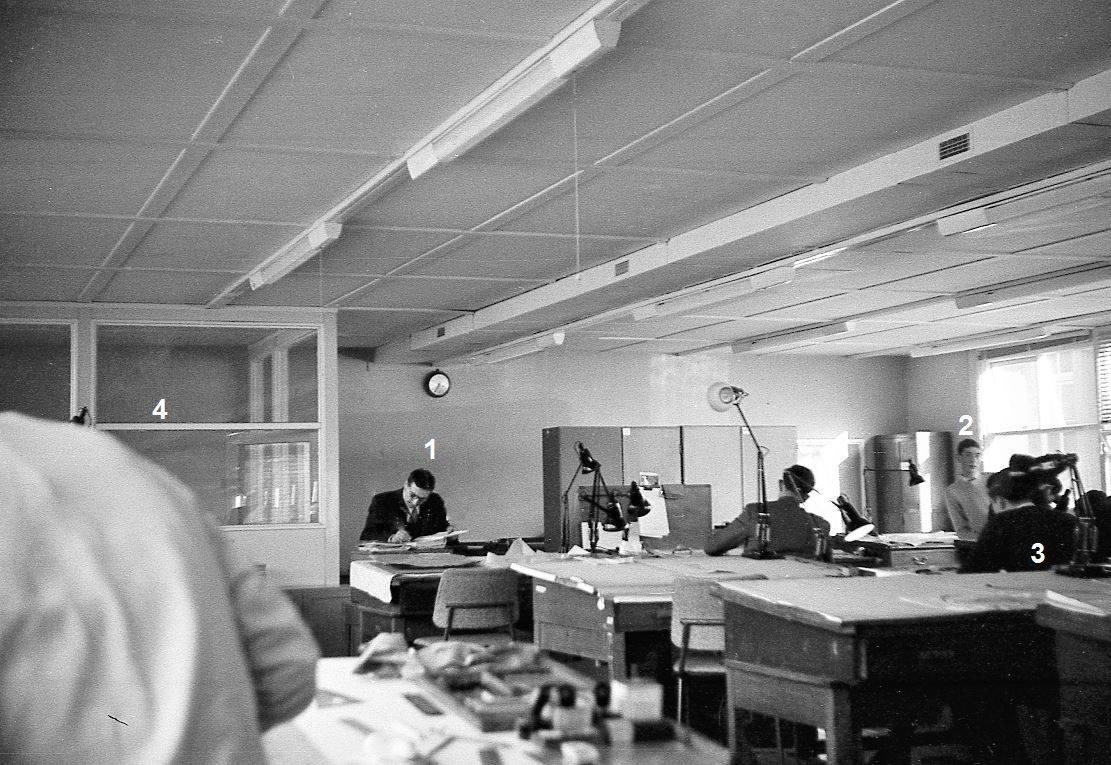 London Road LSD2 - 1962