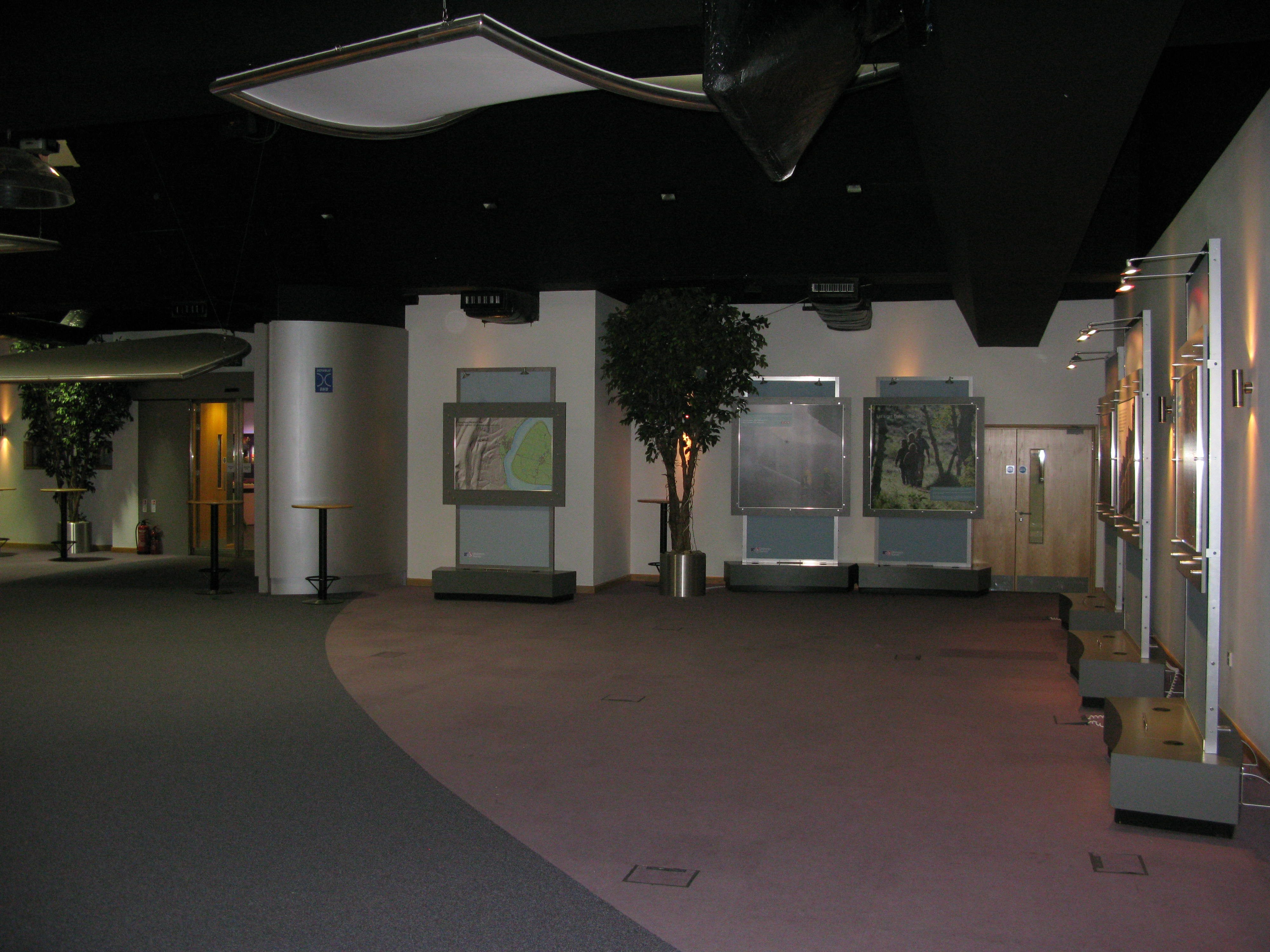 Business Centre Exhibition Hall